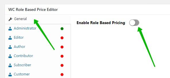 WooCommerce Role Price цены по ролям пользователей