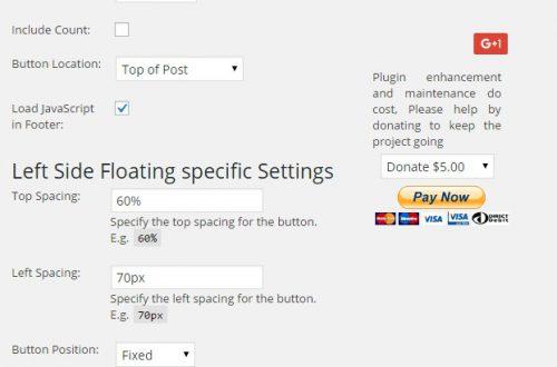 Кнопка Google plus нравится и поделиться на сайт wordpress +1
