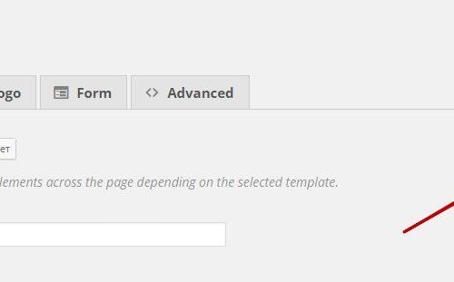 Изменить страницу входа регистрации и восстановления пароля сайт wordpress