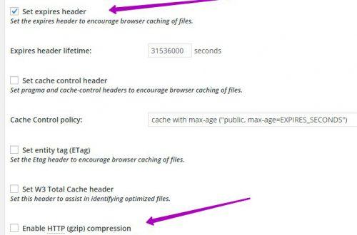 Настройка плагина W3 Total Cache wordpress новая инструкция
