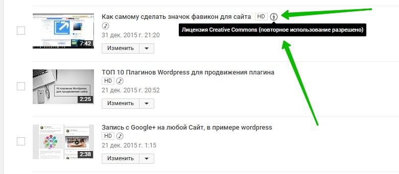 Лицензия Creative Commons
