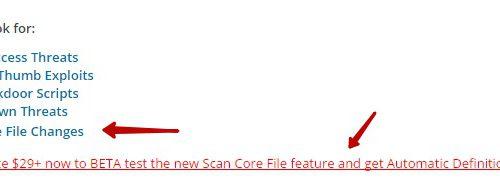 Антивирус для сайта wordpress !
