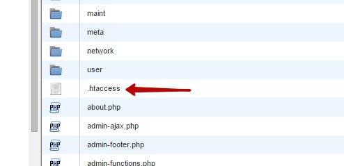 Защита админ панели wp-admin wordpress !