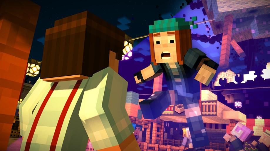 Minecraft Story Mode A Telltale Games Series