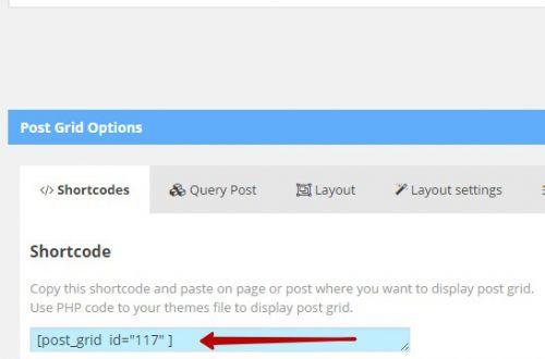 Супер адаптивная сетка записей на сайт wordpress !