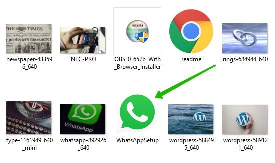 WhatsApp на компьютере