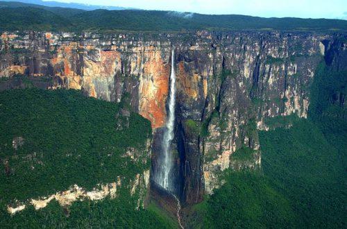 Самый большой водопад в мире фото видео