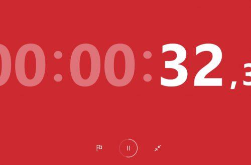 Обзор приложения будильник и часы на Windows 10