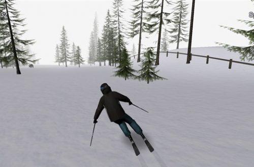 Alpine Ski горные лыжи играть бесплатно на Windows 10
