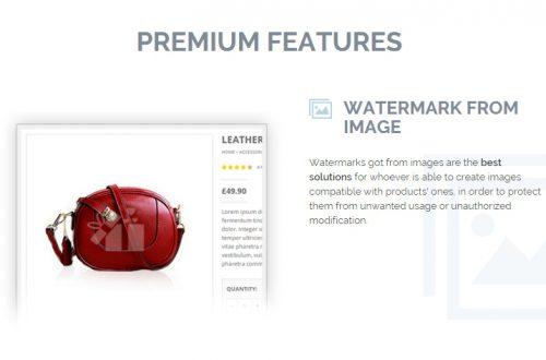 Защитить изображения товаров woocommerce с помощью водяных знаков !