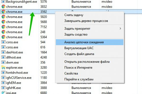 Службы компьютера Windows 10