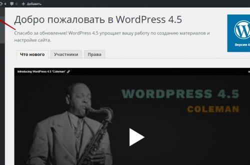 WordPress добавил в админ панель проверку адаптивности тем
