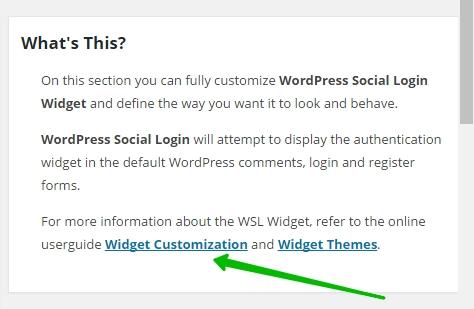 WordPress Social Login, вход и регистрация через соцсети