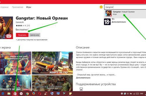 Gangstar Новый Орлеан фото видео игра Windows 10