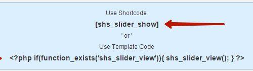 Добавляем на сайт HTML слайдер