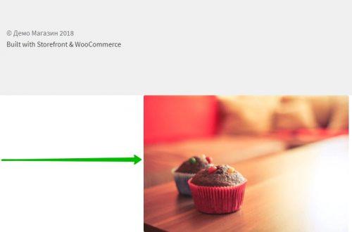 Как получить html код изображения на WordPress