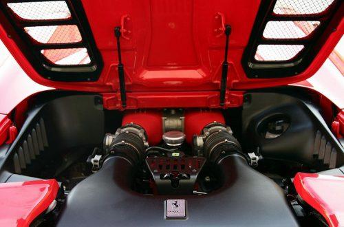 Авто фото Ferrari 458 Spider цена