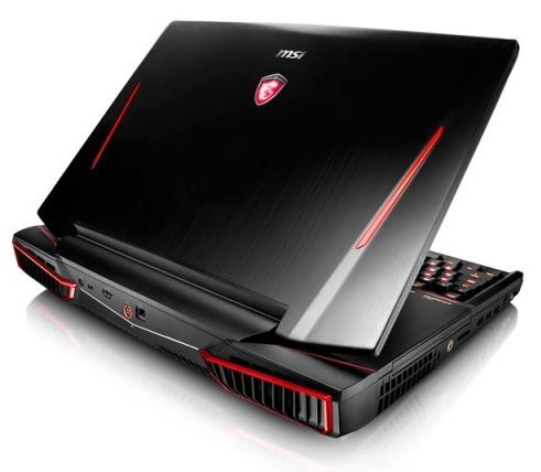 Ноутбук MSI GT83VR 6RF