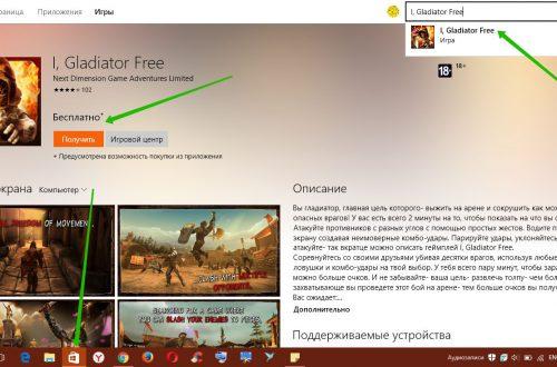 I Gladiator Free обзор игры Windows 10