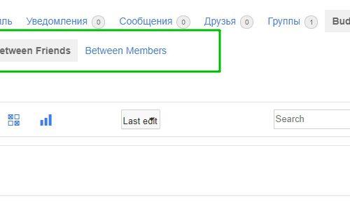 Плагин BuddyDrive для обмена файлами в соцсети BuddyPress