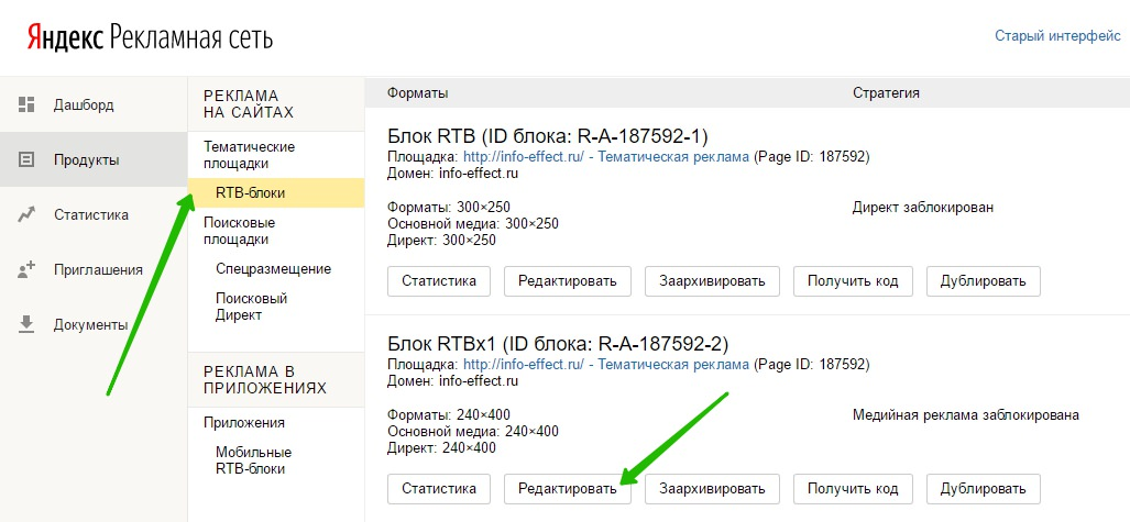 RTB Яндекс реклама