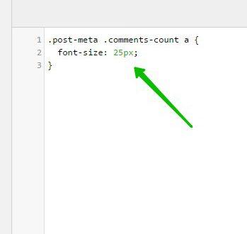 Font Size изменить размер шрифта на сайте WordPress
