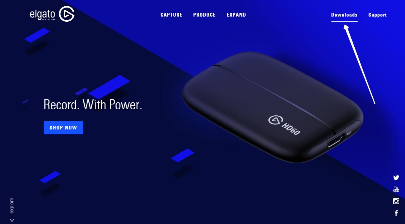 видеокодер Elgato Game Capture HD60