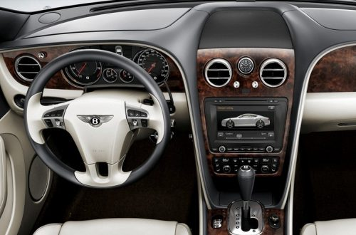 Авто Bentley Continental GT фото, цена