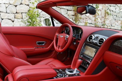 Авто Bentley Continental GTC фото, цена