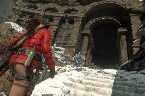 Rise of the Tomb Raider игра обзор