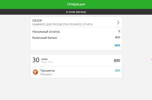 Приложение Money Manager управление финансами на Windows 10