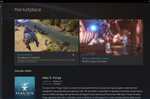 Комплект кузница Halo 5 forge обзор