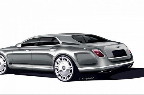 Авто Bentley Mulsanne фото, цена