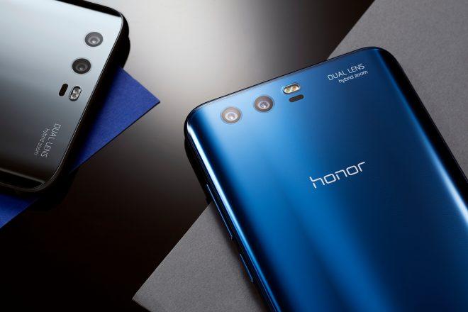 Honor 9 top