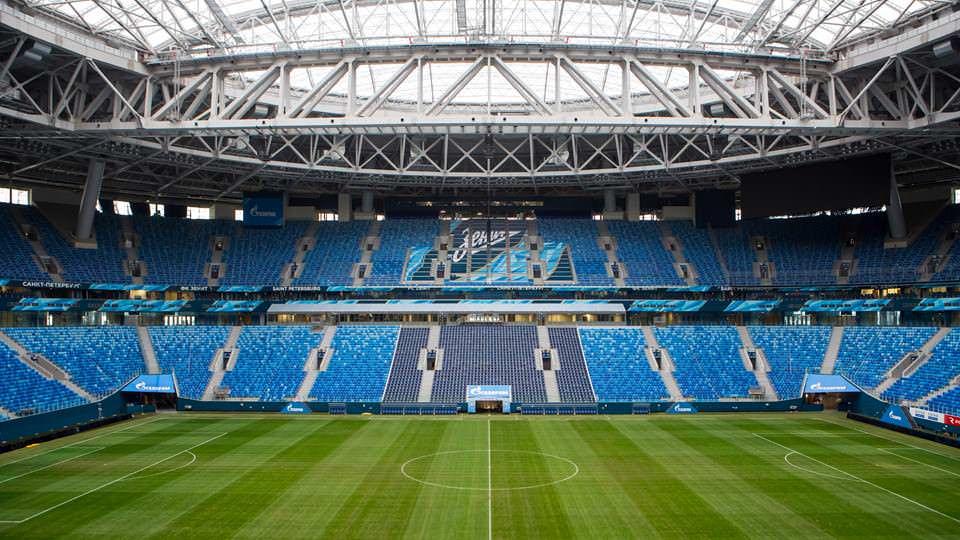 Стадион Санкт-Петербург ЧМ