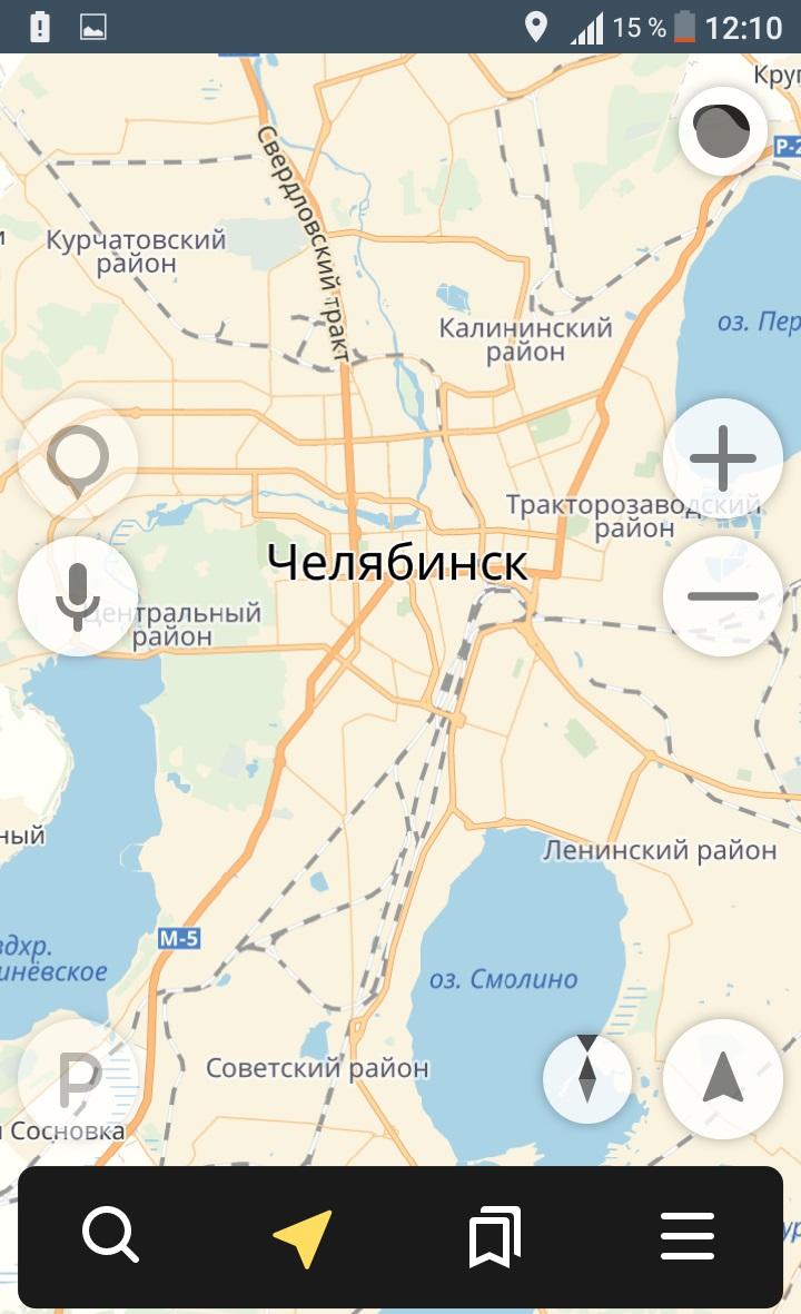 оффлайн карта яндекс навигатор