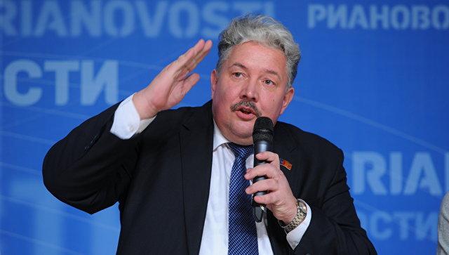 Бабурин Сергей Николаевич кандидат в президенты России 2018 фото