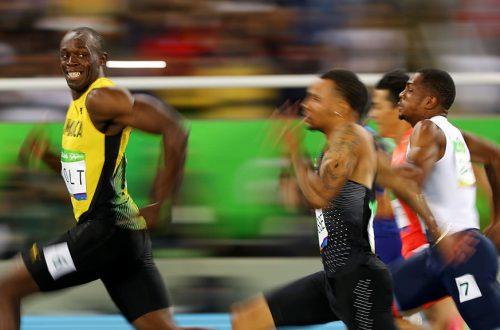 Самый быстрый человек в мире фото 2018