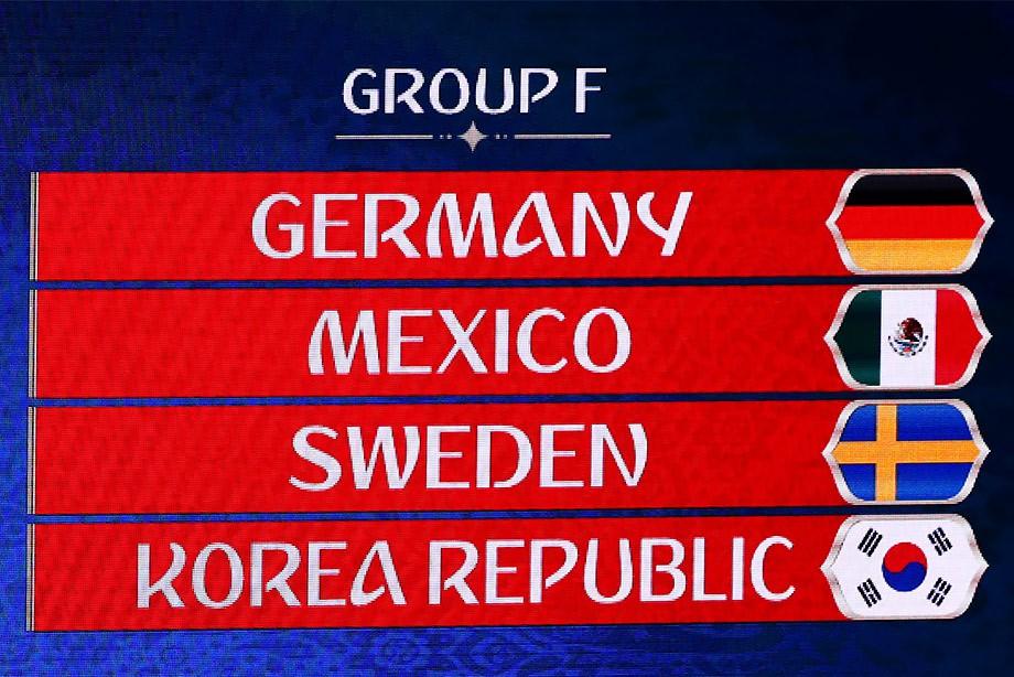 чемпионат мира по футболу 2018 группа F