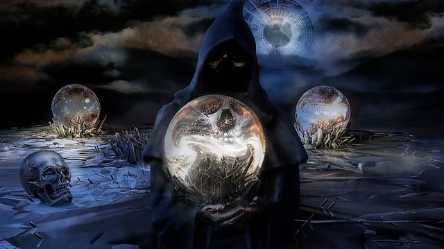магия волшебство мистика