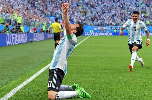 Франция — Аргентина 30 июня 2018 1/8 финала ЧМ где пройдёт город время прогноз