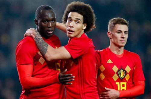 Англия — Бельгия 28 июня 2018 где играют город стадион время прогноз