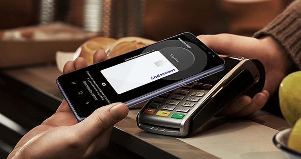 samsung nfs бесконтактные платежи