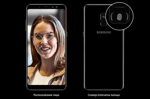 Новый Samsung Galaxy A8 2018 обзор