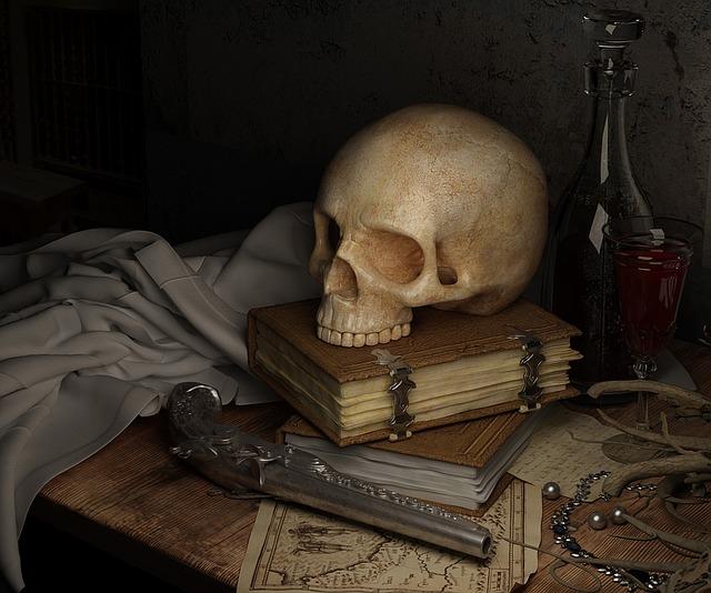 череп смерть