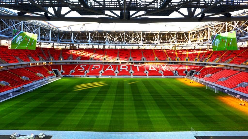 Москва. Стадион Спартак