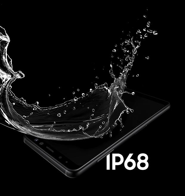 ip68 защита от воды и пыли Смартфон Samsung A530 Galaxy A8
