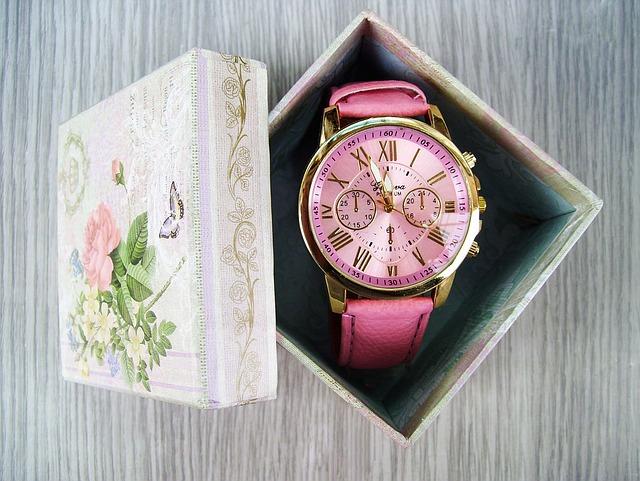 часы, браслет, подарок