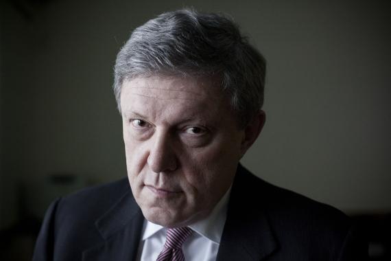 Явлинский Григорий Алексеевич кандидат в президенты России 2018 фото