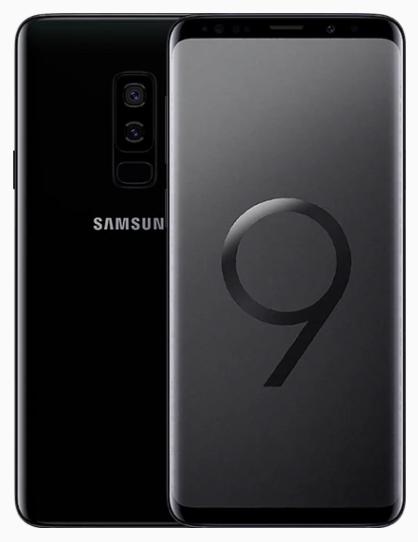 самсунг галакси s9 цвет чёрный бриллиант
